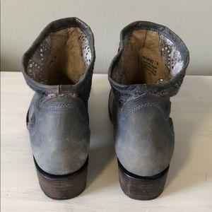 Freebird by Steven Shoes - Freebird by Steven cabcro lace boots